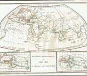 Systemes Geographiques de Ptoloemee, de Strabon et d'Eratosthene – Malte Brun c1826