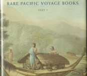 Rare Pacific Voyage Books from the Collection of David Parsons. Dampier to Cook.