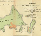 Geological Survey Cape York, Horn Island, Possession Island Queensland etc –  C.F.V Jackson 1902 – Excellent Maps