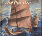 In a Junk Across the Pacific – Allen Petersen – First edition 1954