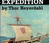 The Kon-Tiki Expedition – Thor Heyerdahl (With Original Photograph of the Raft)