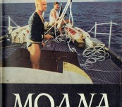 Moana – The Vastness of the Sea – Bernard Gorsky – First English edition 1956