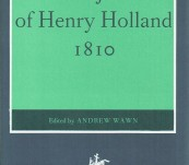 The Iceland Journals of Henry Holland 1810 – Edited Andrew Wawn