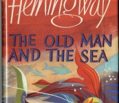 "The Old Man and the Sea – Ernest Hemingway – First UK Edition 1952 – with interesting related gift inscription at the coincidental premier of the movie ""The Snows of Kilimajaro"""