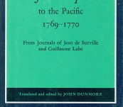 The Expedition of the St Jean-Baptiste to the Pacific 1769-1770