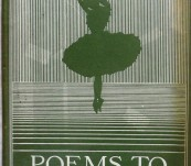 Poems to Pavlova – Tulloch Cull – First Edition 1913