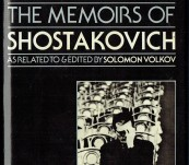 Testimony – The Memoirs of Shostakovich. – Solomom Volkov – First UK Edition 1979