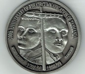 Bass and Flinders – Circumnavigation of Tasmania – 200th Anniversary Medal