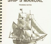 Lady Nelson (Tasmania) Ship's Manual.