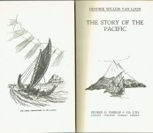 The Story of the Pacific – Van Loon – 1940