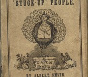 The Natural History of Stuck-Up People – by Albert Smith – 1847