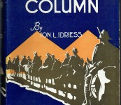 The Desert Column – Ion Idriess – Inscribed by the Author