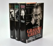 The Life of Graham Greene – 3 Volumes (Complete Set) – Norman Sherry