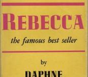 Rebecca – Daphne du Maurier – 1956 Edition Nice Copy