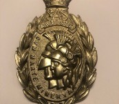 The Badge of the Artists Rifles (Special Air Service)