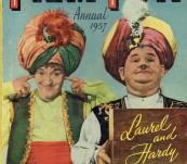 Film Fun Annual 1957 – Starring Laurel and Hardy
