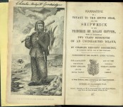 Narrative of a Voyage to the South Seas, and the Shipwreck of the Princess of Wales Cutter, with an Account of Two Years Residence on an Uninhabited Island – C.M. Goodridge