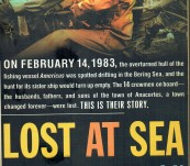 Lost at Sea [The Loss of the Americus and Altair] – Patrick Dillon