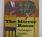 The Mirror Room – Christopher London – 1960 First Edition