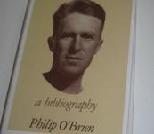 T.E. Lawrence Bibliography – O'Brian