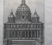 S Petri Basilica – Giovanni Faldo – c1670