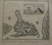 Map of the Island of Bali – 1753 – Bellin
