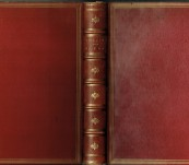 Horace – Horatii Fiacci Opera – Munro and King – Bickers Binding – 1869
