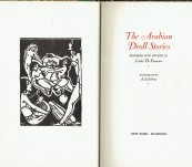 The Arabian Droll Tales – Translated by Carlo De Fornaro – Limited Numbered Edition 1929