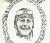 Special Aviation Item – Amy Johnson Commemorative – Queenslander Pictorial – June 1930