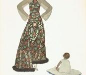 Un Admirateur Sincere – Gazette du Bon Ton Pochoir – Marty -1922