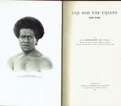 Fiji and The Fijians (1835-1856) – G.C. Henderson