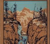 The Wonders Of The Modern Railway – Archibald Williams – 1913