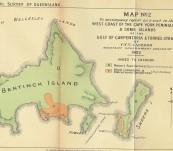 Geological Survey Cape York, Horn Island, Possession Island Queensland etc –  C.F.V Jackson 1902 – Excellent Maps