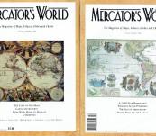 Mercator's World – First Six Editions – 1996