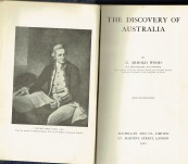 The Discovery of Australia  – G. Arnold Wood – First Edition 1922