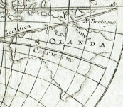 "Map of the World ""Mappmondo"" –  Zatta – 1790"