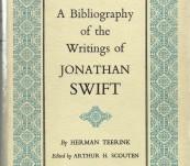 A Bibliography of the Writings of Jonathan Swift – Herman Teerink.