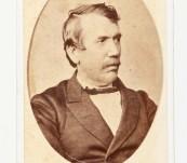 Fine Photograph – Dr David Livingstone.  J. G. Tunny, Photographer, Edinburgh Circa 1870's.
