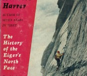 The White Spider – The History of the Eiger's North Face – Harrer – trans Merrick – First English edition