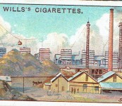 Mining Engineering Cards by W.D. & H.O. Wills – Full Set of 50 – 1912