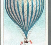 """""""Aviation"""" by W.D. & H.O. Wills – Complete set of Cigarette Cards – 1910"""